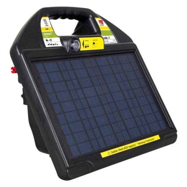 Električni pastir Horizont Farmer AS50 Solar, solarni panel 10W