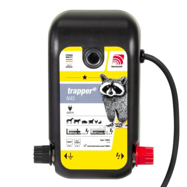 Na sliki je električni pastir Horizont Trapper N45